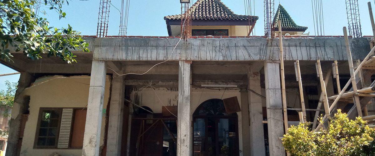 Jasa Kontraktor Masjid & Kubah Masjid Bengkulu Terpercaya